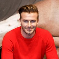 David Beckham Hairstyle Comb Over